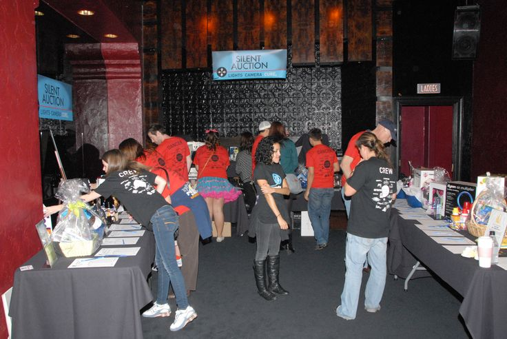 #TBT #ThrowbackThursday Last year Lights. Camera. Cure. had an amazing silent auction. Items included diamond jewelry, LA Dodgers tickets, Ellen Show tickets, autographed  items by TV casts, and more. Plans for the 2014 auction are underway!    #LCC2014 #HollywoodDanceMarathon #FTK