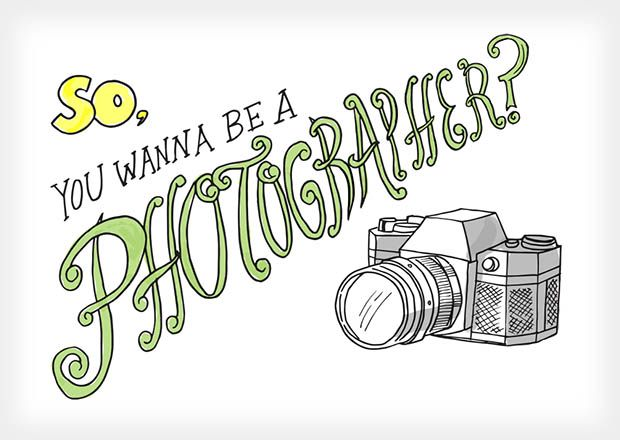 An Infographic on Creating Sustainability in the Photography Industry.