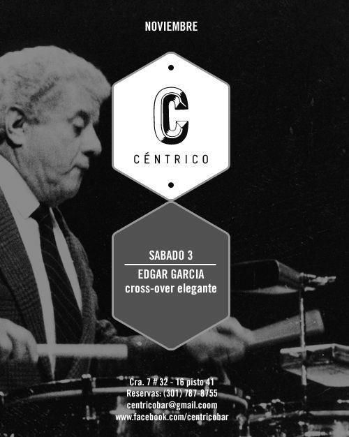 Cross-over elegante en #centricobar puro sandungueo y sabrosura