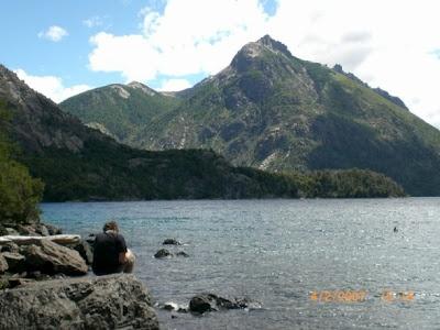 San Carlos de Bariloche in the Lake District - Argentina