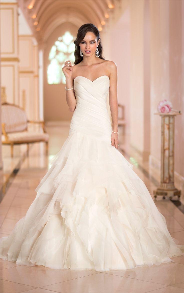 33 best plus size wedding dresses images on Pinterest   Wedding ...