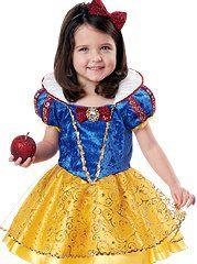 Snow White Toddler Kids Costume