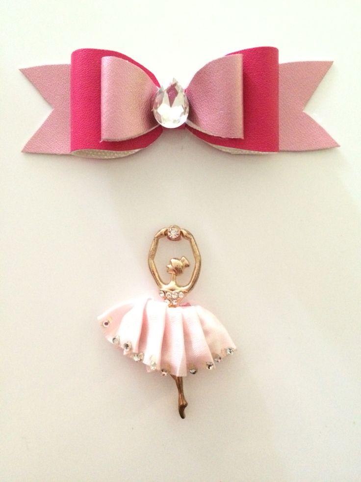 "Bow ""Ballet""   Little Celine!! Making your little one shine brighter  For wholesale:info@littleceline.com Shipping worldwide  Follow us on instagram and facebook . LittleCeline store"