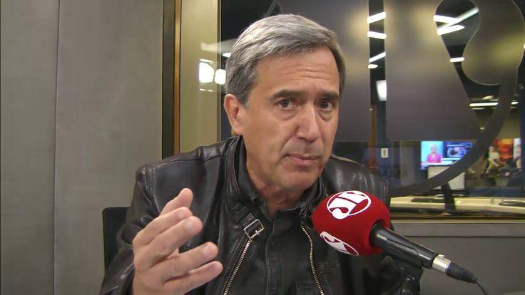 """A greve """"nacional"""" é um fracasso   Marco Antonio Villa"""