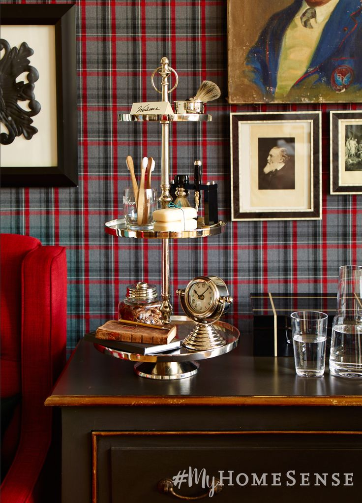 Best 25 Plaid wallpaper ideas on Pinterest  Small home office desk Mirror on computer and