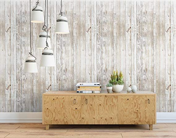 Wood Contact Paper 17 8in X 16 4ft Wood Peel And Stick Wallpaper Self Adhesive Removable Wall Coverin Rustic Wood Wallpaper Wood Plank Wallpaper Wood Wallpaper