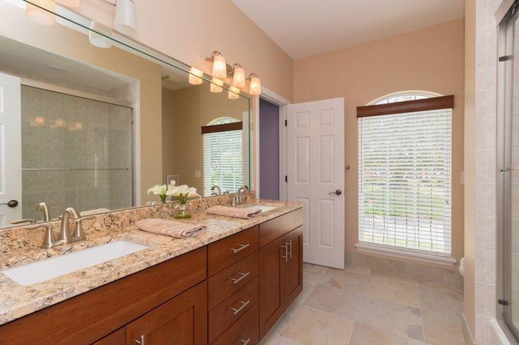 Bay Hill Master Bathroom   Bay Hill Golf Front House | Orlando, FL | 5 BR 4 BA 3.5 CAR | Listing Price: $1,300,000 www.homesfromjan.com