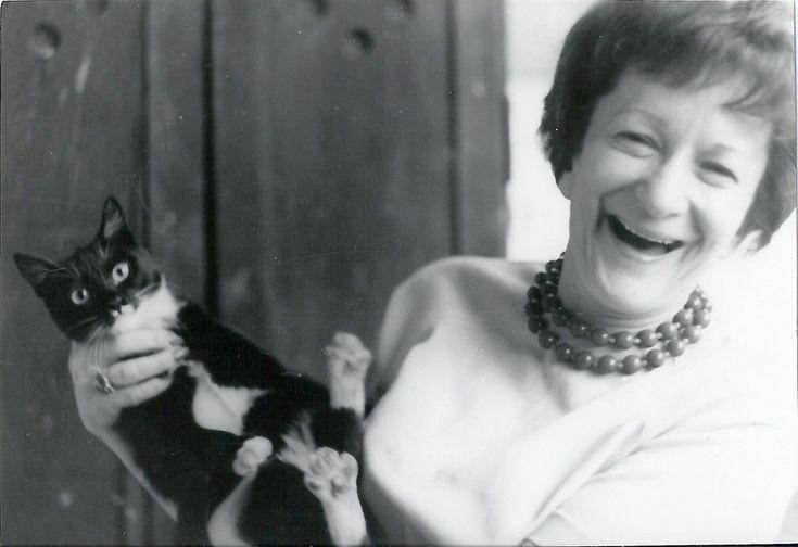 Wisława Szymborska (courtesy Fondazione W. Szymborska)