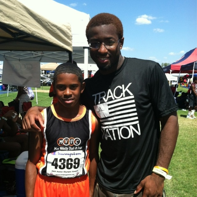 TrackNation supporting AAU Junior Olympics
