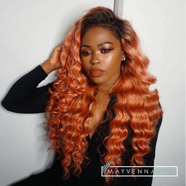 25 unique colored weave ideas on pinterest red weave hair sew protective style colored weave andor wig idea pmusecretfo Gallery