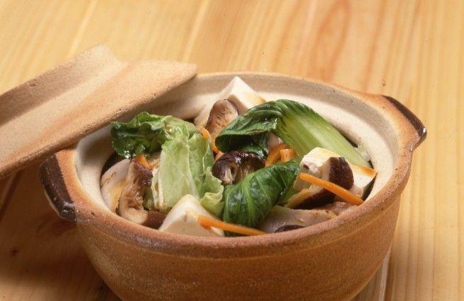 Chicken and Tofu Hot Pot Recipe