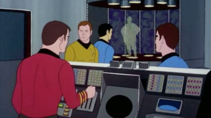 Someone Mashed Up Archer and Star Trek: The Animated Series And ...
