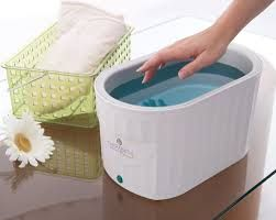 Image result for paraffin hand wax
