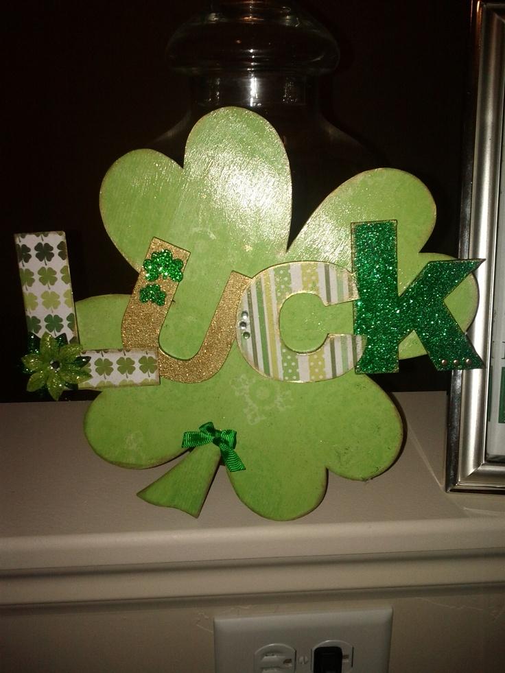 St. Patrick's Day Decoration