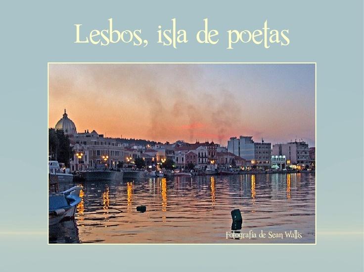 lesbos-isla-de-poetas by Melisa Penélope via Slideshare
