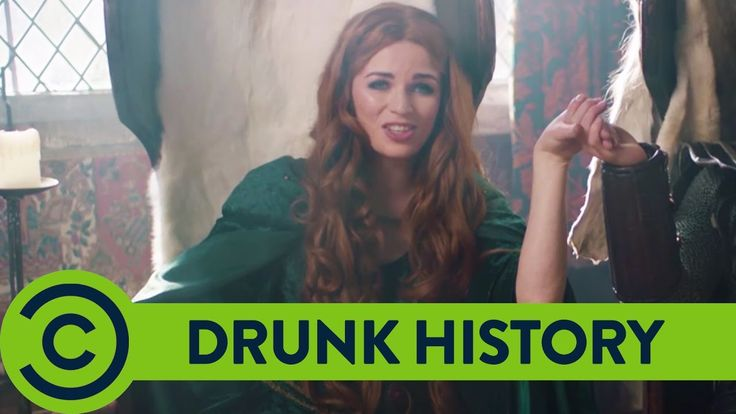Russell Kane Does King Arthur - Drunk History | Comedy Central