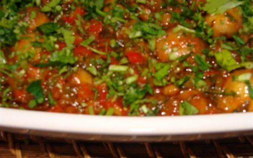 Retete Culinare - Tocanita de ciuperci