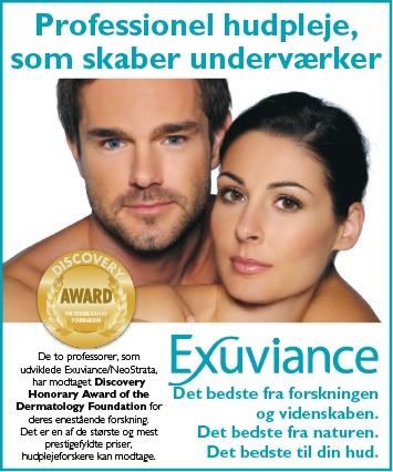 Exuviance face treatment