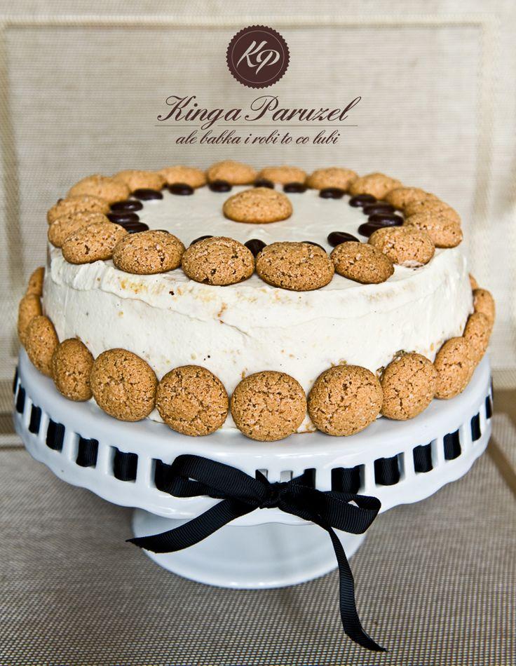 Amaretto Cake - Tort Amaretto