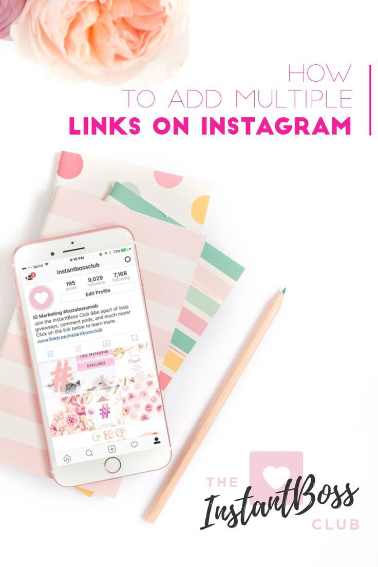 how to add soundcloud link to instagram