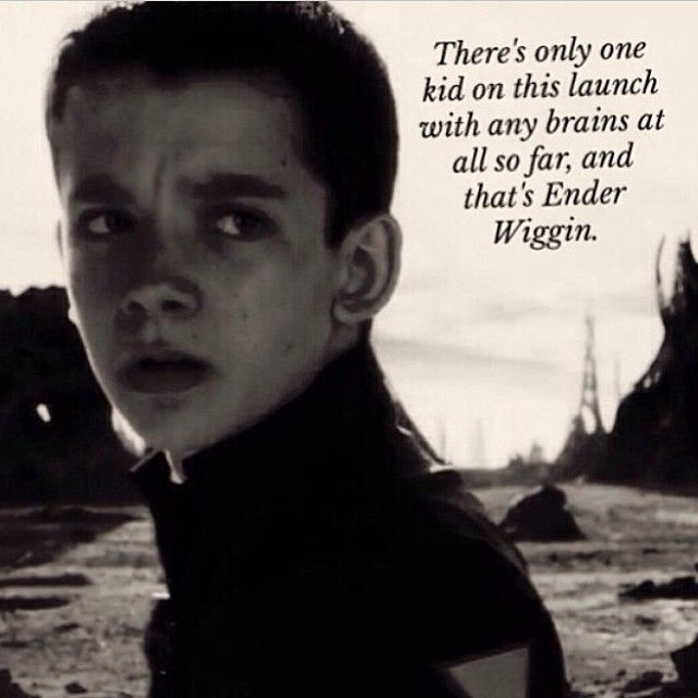 25+ best Ender's Game Quotes on Pinterest | Ender's game movie, Docto...