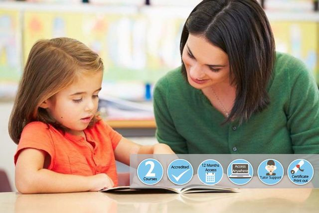 CPD-Accredited Level 3 or 4 Online Teaching Assistant Courses