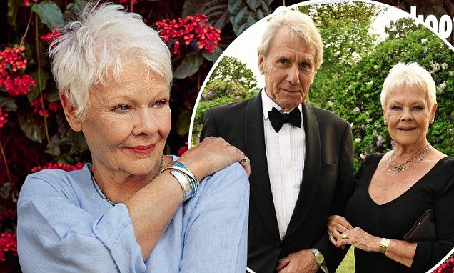 Judi Dench gives insight into romance with 'chap' David Mills, 74