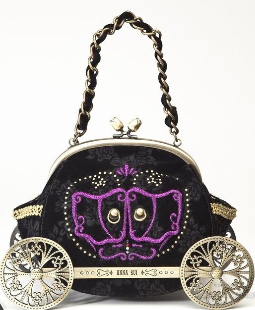 Anna Sui — Carriage Handbag