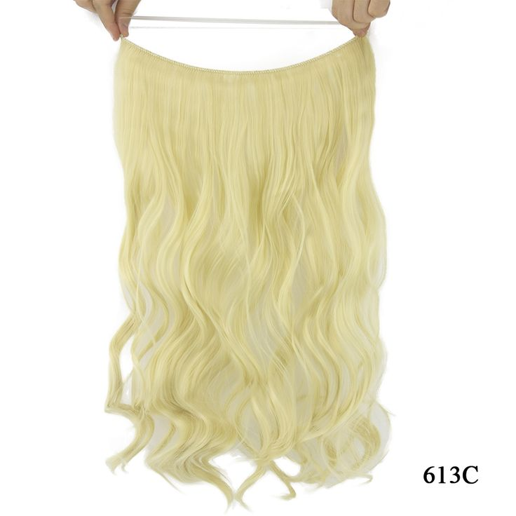 20 Inch Secret Hair Extensions No Clips Coco Syn Flip In Hair Extensions Body Wave 30 Colours Available