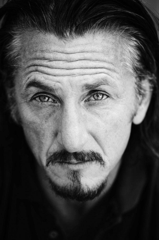 Sean Penn.  Image by Nigel Parry.