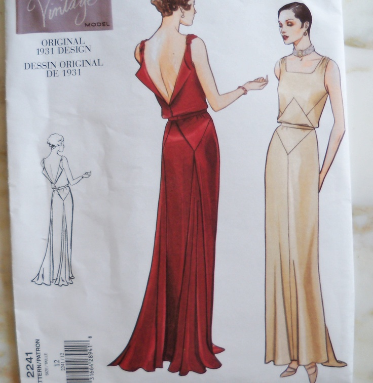 1000  images about Vintage Sewing Patterns on Pinterest  Sewing ...