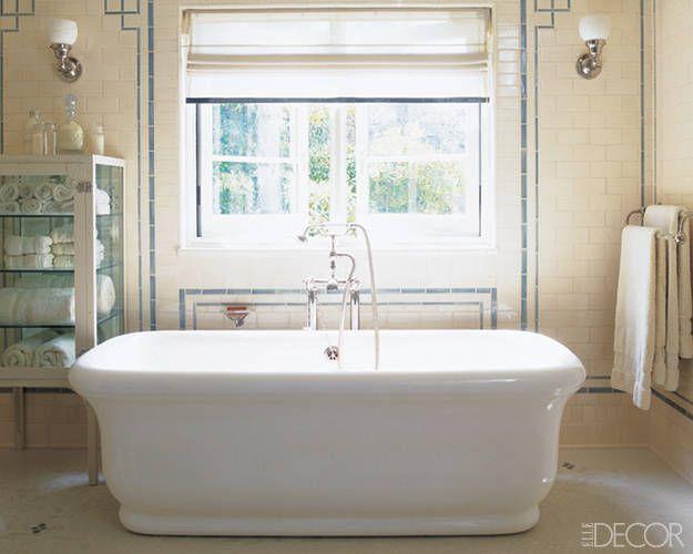 32 best images about bathroom ideas on pinterest art for Elle bathroom designs