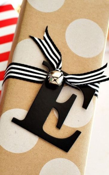 18 formas muy originales de envolver los regalos para que te luzcas esta Navidad
