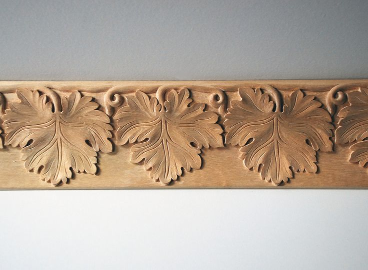 44 best images about hand carved wood moulding on