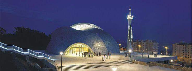 The Mosque In Rijeka – A Masterpiece Of Contemporary Architecture - Magazine   Islamic Arts Magazine