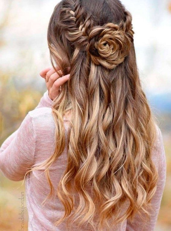 30 Best Prom Hair Ideas 2021 Prom Hairstyles For Long Medium Hair Hairstyles Weekly Hair Styles Hairstyle Prom Hairstyles For Long Hair