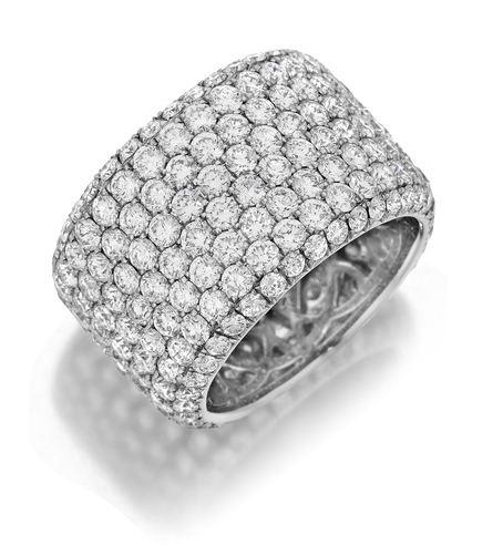 Henri Daussi #diamond #ring