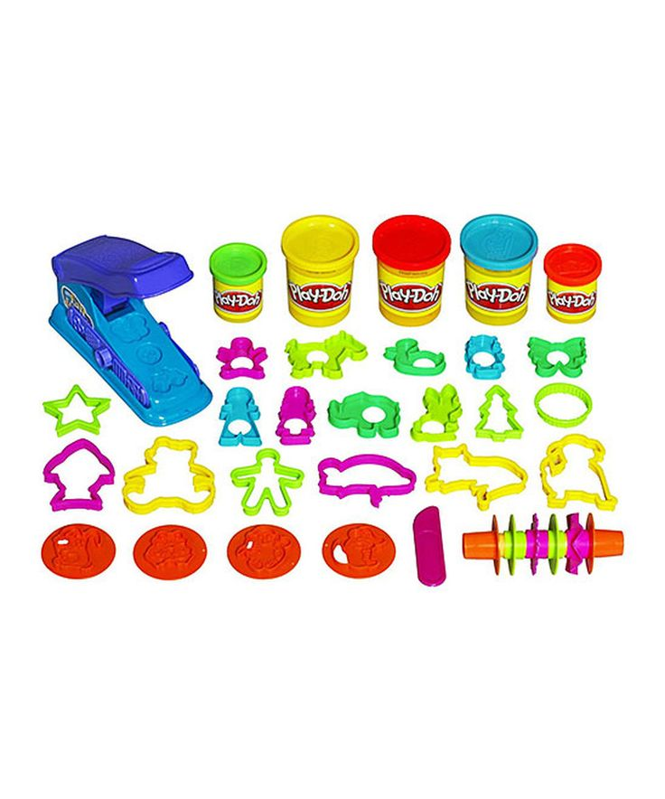 Look at this #zulilyfind! Play-Doh® Fun Factory Super Play Kit by PLAY-DOH #zulilyfinds