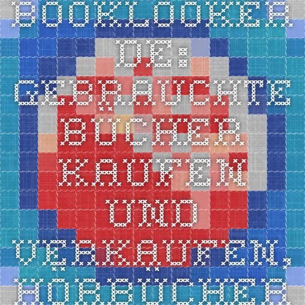 booklooker.de: gebrauchte Bücher kaufen und verkaufen, Hörbücher, CDs, Filme und Spiele