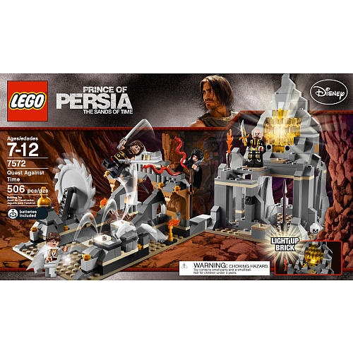 "LEGO Prince of Persia Quest Against Time (7572) - LEGO - Toys ""R"" Us"