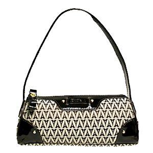 La Tour Eiffel P231 Logo Jacquard Hobo Bag - Brown - Fashion