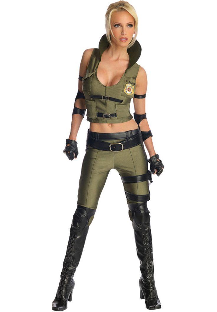 Sonya Blade Costume, Mortal Kombat Fancy Dress - Superhero Costumes at Escapade™ UK - Escapade Fancy Dress on Twitter: @Escapade_UK