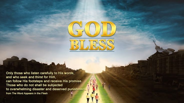 "Miracle in Disaster | Gospel Video ""God Bless"""