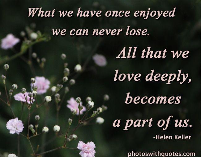 helen+keller+quotes | Back to Helen Keller Quotes or Home/Favorites