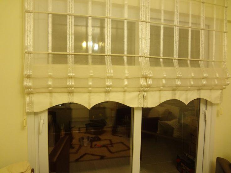 Treppenhausbeleuchtung moderne treppenhausbeleuchtung  28 besten Katlamalı Perde - Roman Blinds Bilder auf Pinterest ...