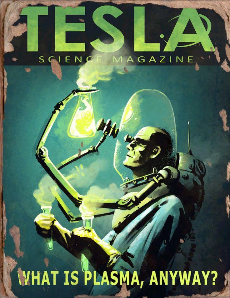 Fallout 4 | Tesla Science Magazine