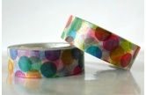 Ok soo, washi tape a new form of duck tape to decorate anything! VERY COOL DIY stuff