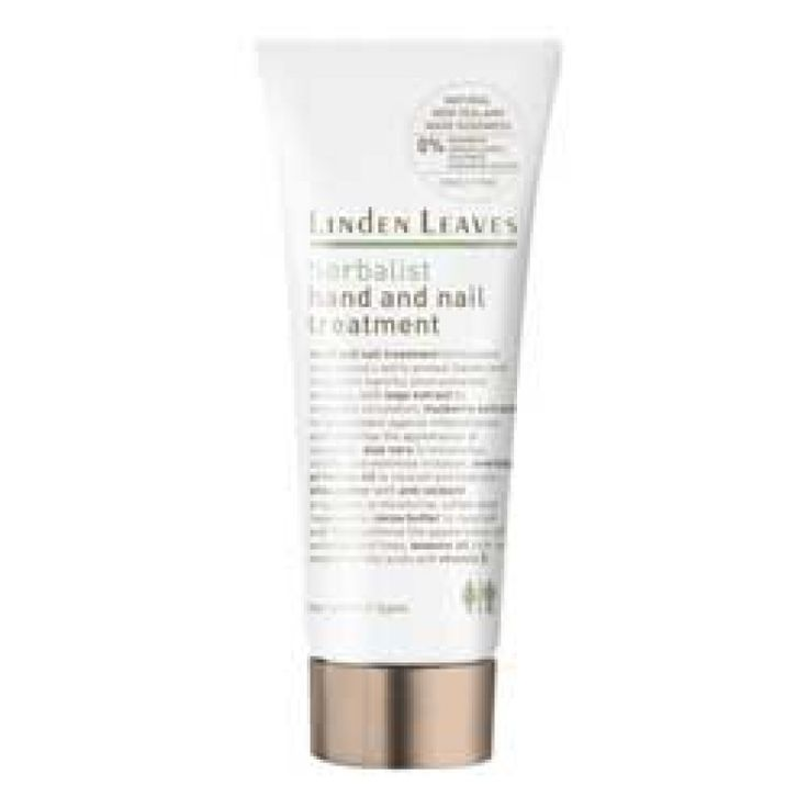Linden Leaves Herbalist Hand and Nail Treatment 100ml