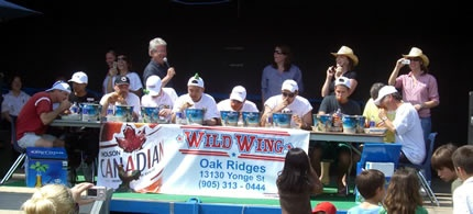 The annual Oak Ridges Fair will be held Friday, June 15 to Sunday June 17, rain or shine, at Sunset Park, Lake Wilcox.