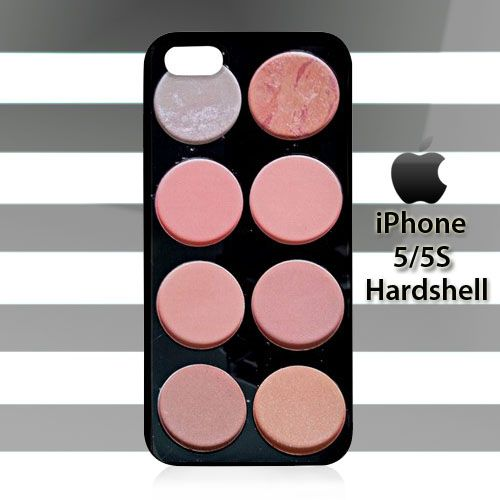Pinky Makeup Set iPhone 5 5s Case Cover Hardshell